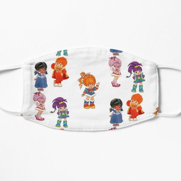 Rainbow Brite Set Flat Mask