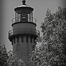 Tower Beach Lighthouse by Anthony Roma