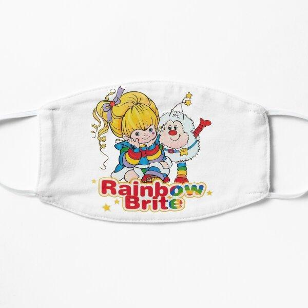 Rainbow Brite Flat Mask