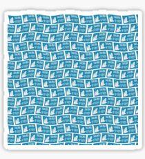 Airmail sticker effect wallpaper - snailmail - par escargot.  Sticker