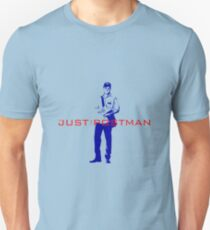 Just the Postman Unisex T-Shirt