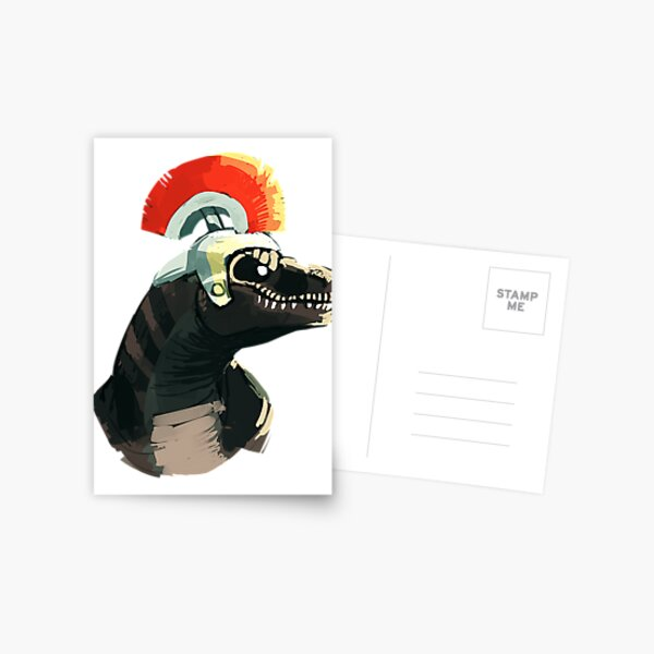 Spartacus Postkarte