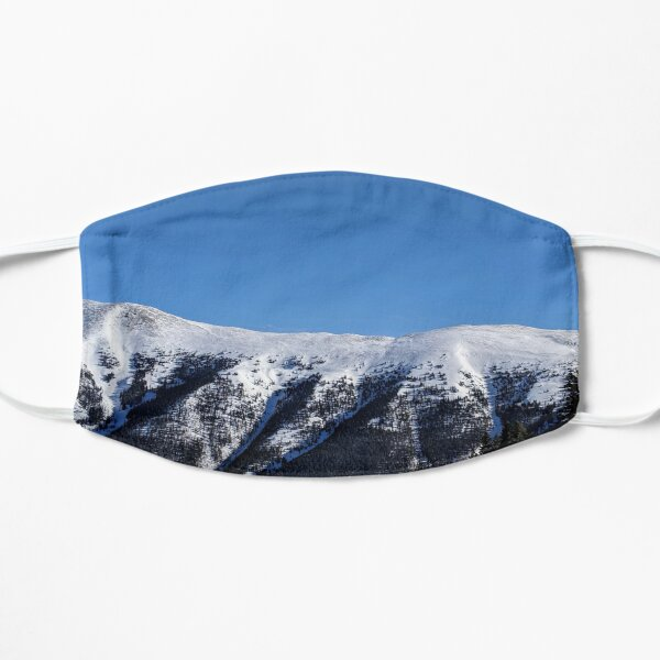 Snowy Mountains Mask