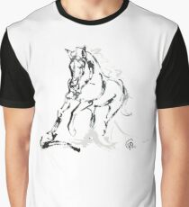 Cool T-shirt  Horse Andalusian Angel Graphic T-Shirt