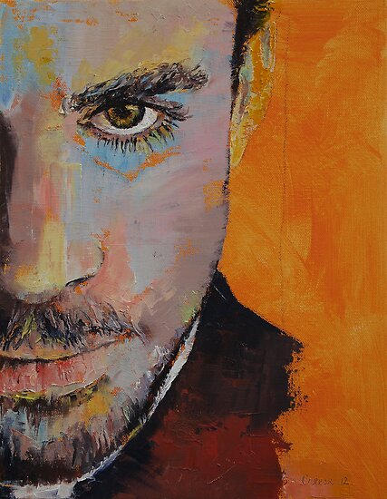 Priest by Michael Creese
