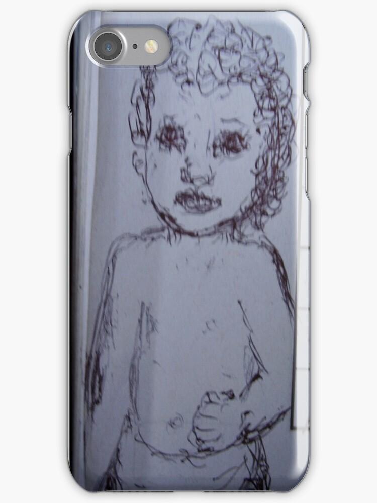 little boy  by MardiGCalero