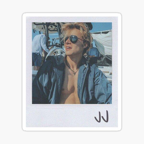 Outer Banks JJ Polaroid Pegatina