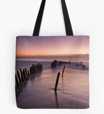 SS Dicky Ship Wreck Tote Bag