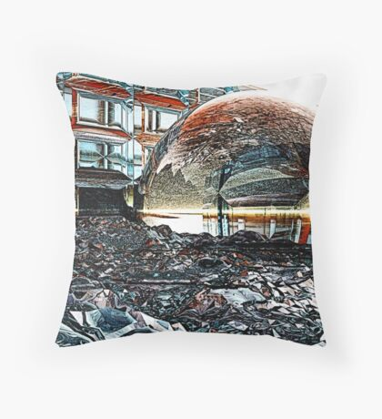 The World of Ya Throw Pillow