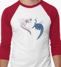 Pokesaurs - Creation Duo Men's Baseball ¾ T-Shirt
