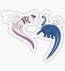 Pokesaurs - Creation Duo Sticker