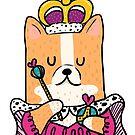 Queen Corgi II by fluffymafi