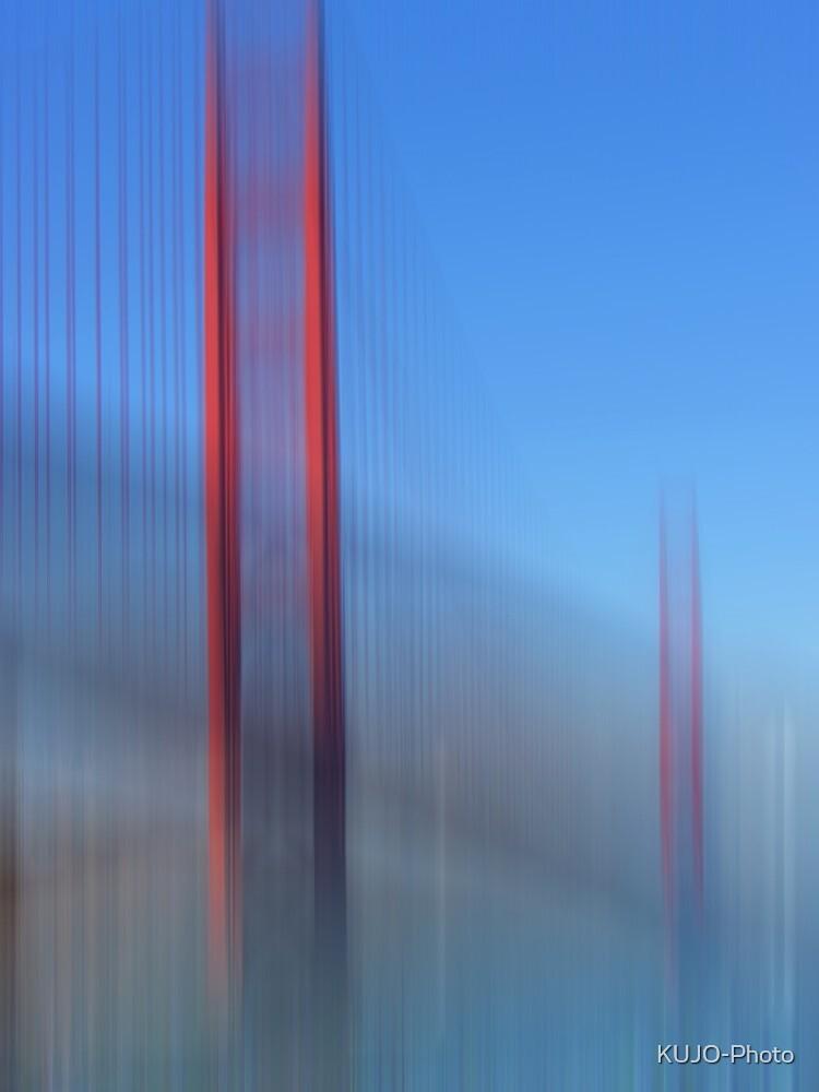 Golden Gate Bridge in Motion by KUJO-Photo