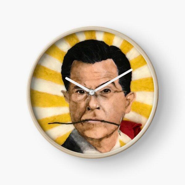 Stephen Colbert Loves Me Clock