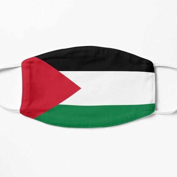Flag of Palestine Masque sans plis