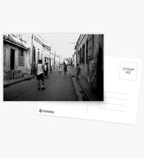 The World Game Postcards