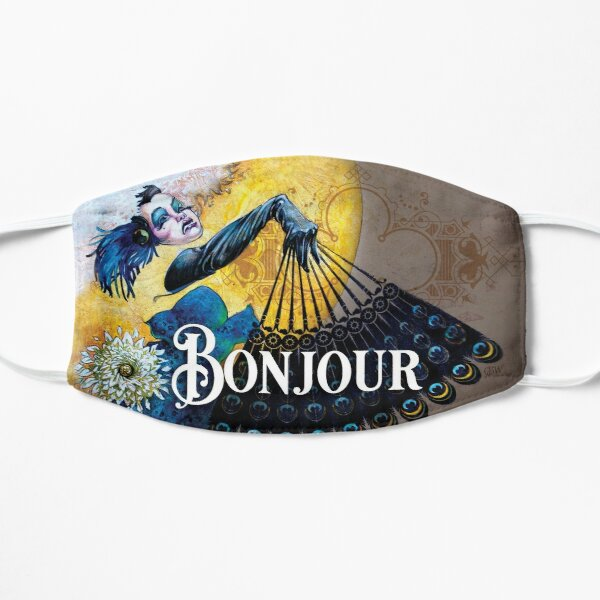 Bonjour Flat Mask