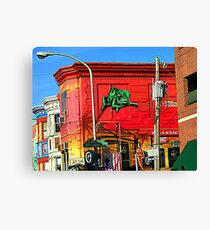 SouthStreet 05 Canvas Print