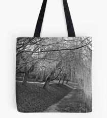 Sleeping Willows Tote Bag