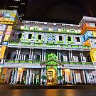Vivid Sydney 2012 - Custom House by Andi Surjanto