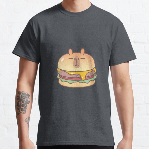 Bubu and Moonch, Moonch Burger  Classic T-Shirt
