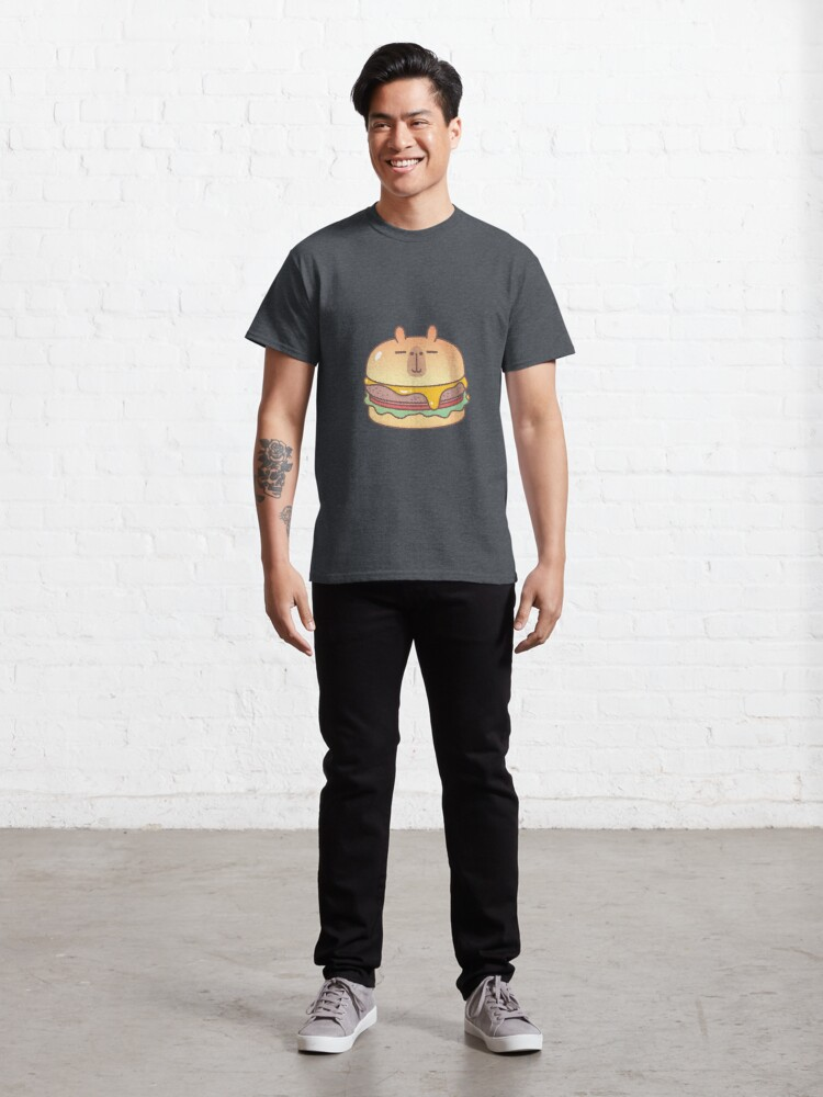 Alternate view of Bubu and Moonch, Moonch Burger  Classic T-Shirt