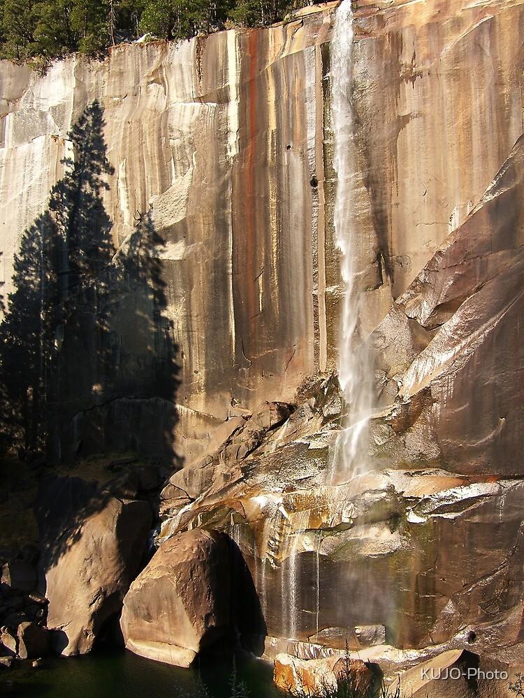 Yosemite Falls, California by KUJO-Photo