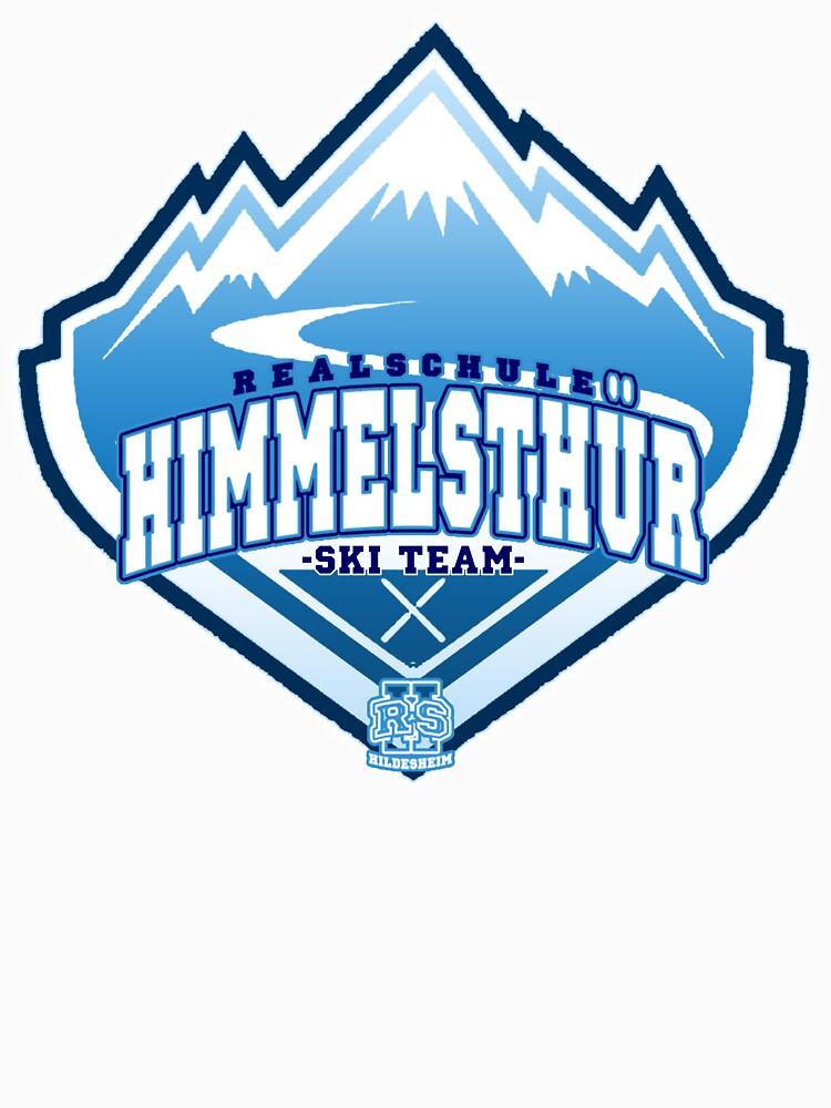 Realschule Himmelsthr Ski Team | Unisex T-Shirt