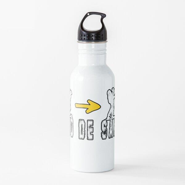 Camisa Camino de Santiago Botella de agua