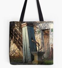Water Well, Graz, Austria Tote Bag