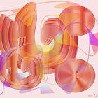 Reclining shapes by IrisGelbart