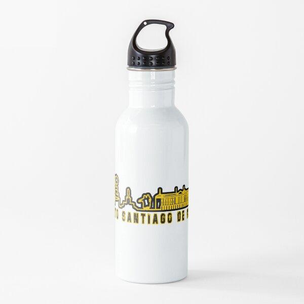 Camino a santiago de compostela Botella de agua