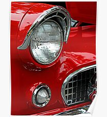 55 T-Bird Red 2 Poster