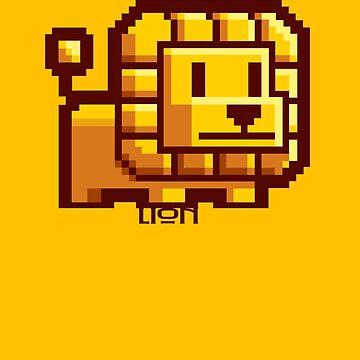 Lion by korben1337