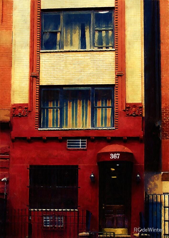 West Side Walk-Up by RC deWinter