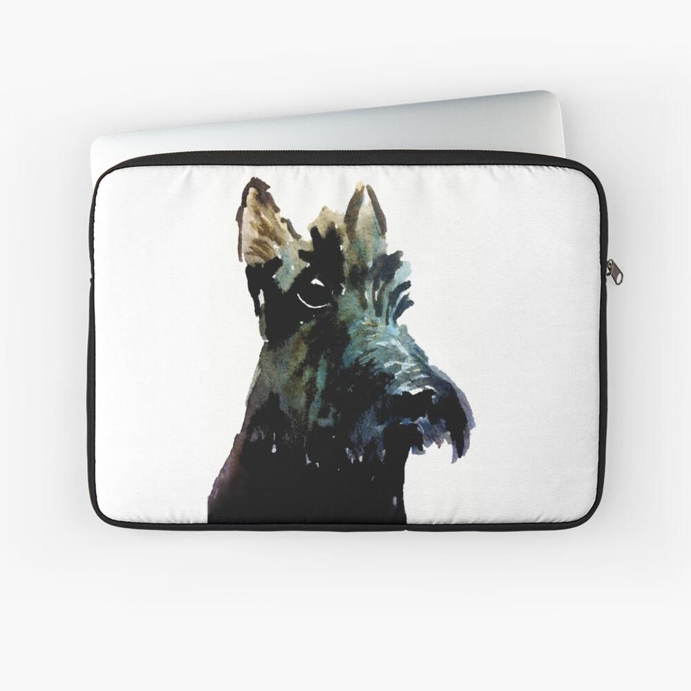 Scottish Terrier Laptop Sleeve