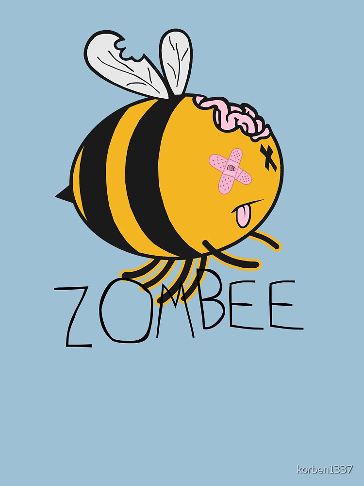 The Zombie Bee by korben1337