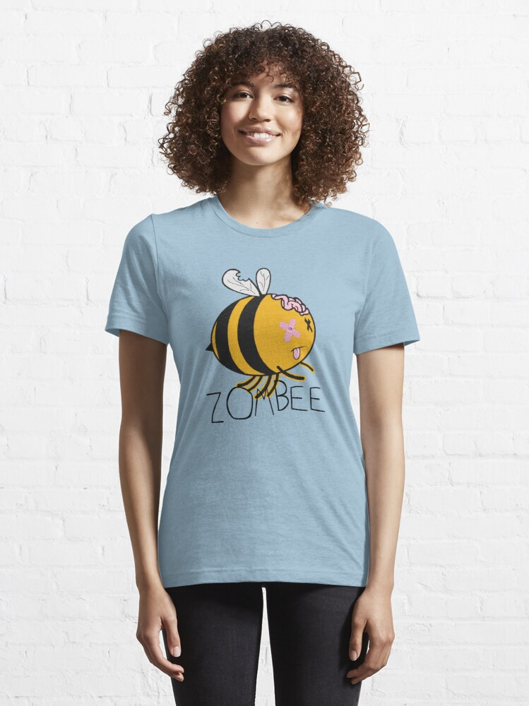 Alternate view of The Zombie Bee Essential T-Shirt