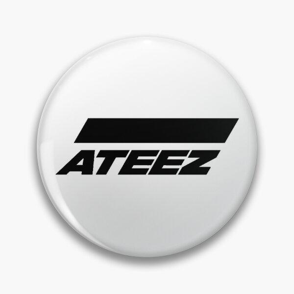 ATEEZ Logo (Black) Pin