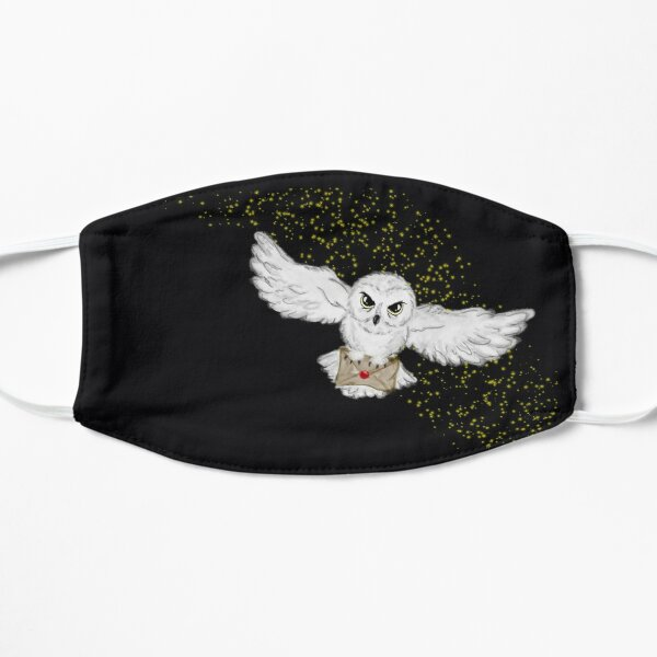 Owl Flight Face Mask  Mask