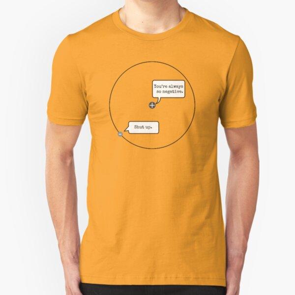 Hydrogen Slim Fit T-Shirt