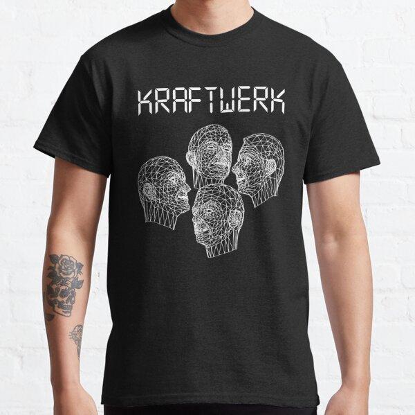 Kraftwerk Robots Classic T-Shirt