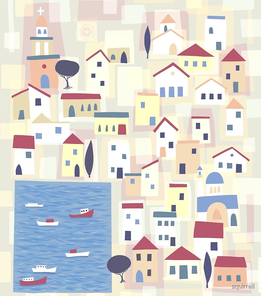 Halki by Nic Squirrell