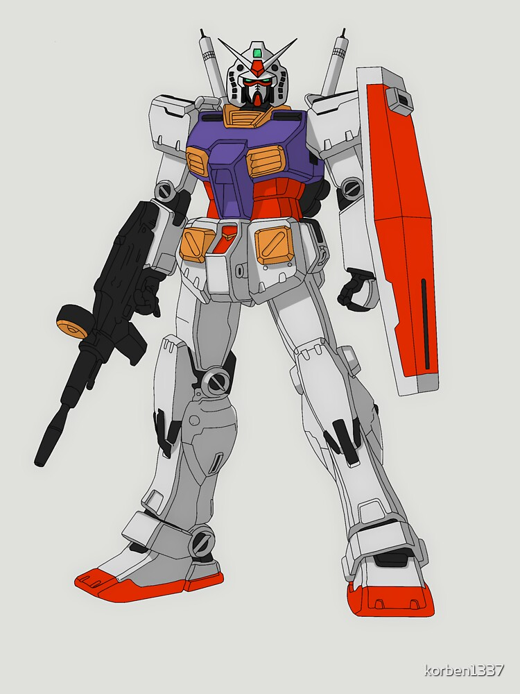 RX-78 Gundam | Unisex T-Shirt