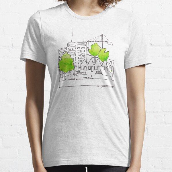 City town Essential T-Shirt