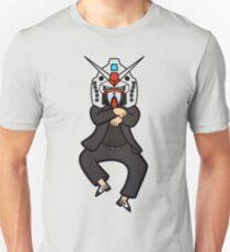 Gundam Style Helmet T-Shirt