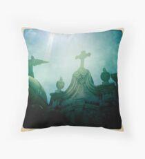 Cemeterio de la Recoleta Throw Pillow