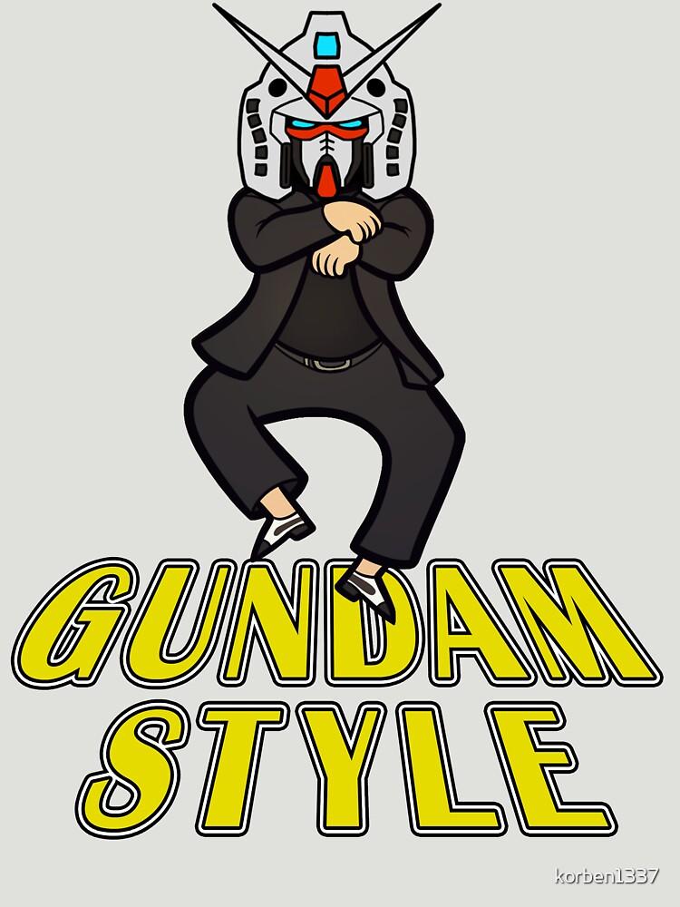Gundam Style | Unisex T-Shirt