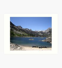 Scenic And Tranquil Art Print