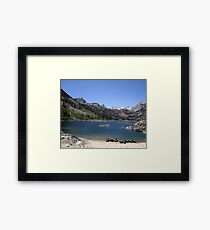 Scenic And Tranquil Framed Print